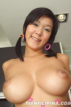 The awesome rocking tits of Bangkok's own Irene Fah