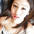 Freaky and kinky korean chick kim plays nude - image 2