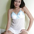Nubile Filipina nudist Chrissy wants to show you her sweet body - image 2