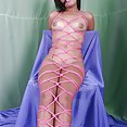 Puffy nipple asian teen kahn tied and ball gagged - image 2