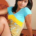 Brand new amateur filipina girl beer gets nude and naught - image 2