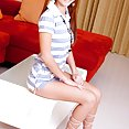 Cute thai hottie looks for a facial - image 2