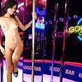 Thai girl banged backstage at the gogo bar - image 2