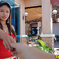 Picked up and cock confident Filipina - image 2