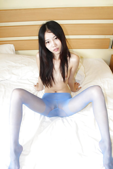 skinny naked asian china