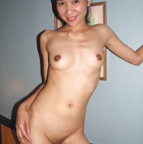 Candid shots of some guys naked Filipina girl friend