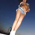 Skinny and flexible Chinese girl naked - image 2